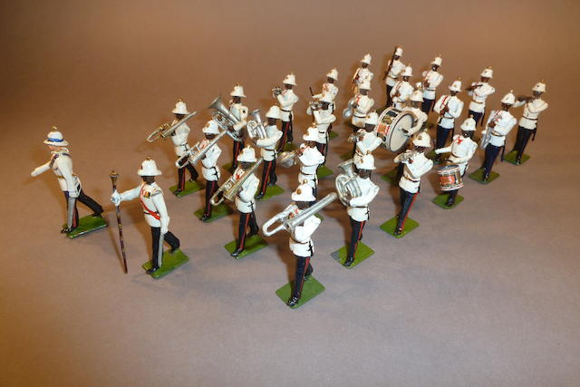 Bands of Commonwealth Forces 87