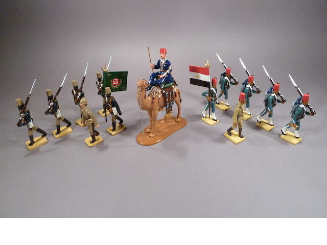 New Toy Soldiers, Khartoum to the Falklands 131