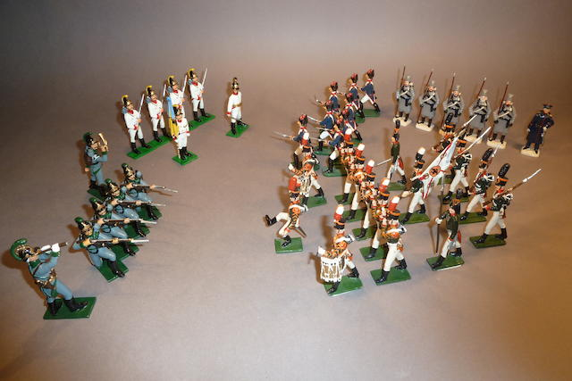 Anglo-Russian Toy Soldier Company (ARTS) Napoleonic to Soviet Russian troops 125