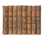 SHAKESPEARE (WILLIAM) The Works... Revis'd and Corrected, with an Account of the Life and Writings of the Author, by N. Rowe, 8 vol., 1714