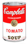 After Andy Warhol (American, 1928-1987) Campbell's Soup I The complete set of ten screenprints in colours, on stiff wove, each with the Sunday B. Morning stamp verso, the full sheets, each 890 x 585mm (35 x 23in)(SH)(10)(unframed)