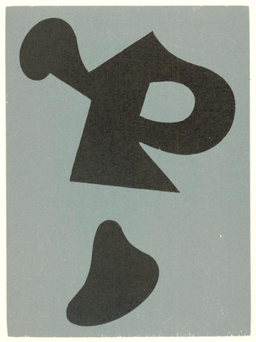 ARP (JEAN) Dreams and Projects, 1952
