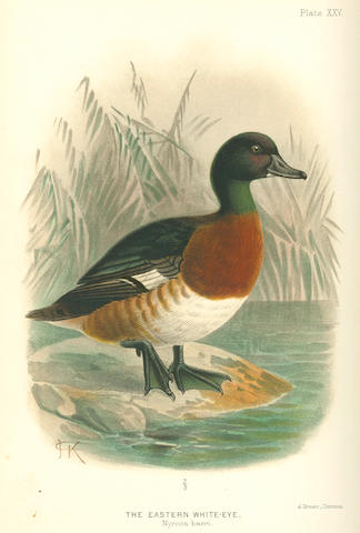 BAKER (STUART) The Indian Ducks and their Allies, 1908; and 2 others (3)