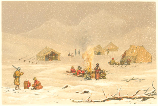 INDIA [MAZZUCHELLI (NINA ELIZABETH)]  The Indian Alps and How We Crossed Them. Being a Narrative of Two Years' Residence in the Eastern Himalaya and Two Months' Tour into the Interior. By a Lady Pioneer, 1876; GRAHAM (MARIA) Journal of a Residence in India, 1812 (2)