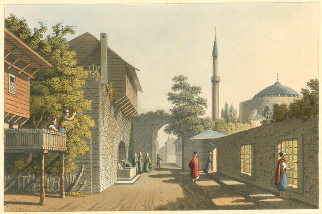 TURKEY MAYER (LUIGI) Interesting Views in Turkey, Selected from Original Drawings, Taken for Sir Rober Ainslie, 1819