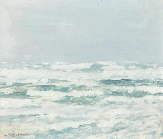 Stanley Cursiter, CBE RSA RSW (British, 1887-1976) Atlantic Gale