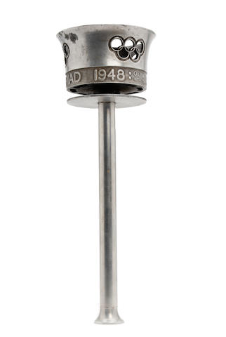 1948 Olympic Games torch