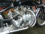 1949 Vincent 998cc Rapide Frame no. RC 4804 Engine no. F10/AB/1/2904