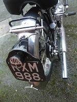 1949 Vincent 998cc Rapide Series C Frame no. RC4804 Engine no. F10/AB/1/2904