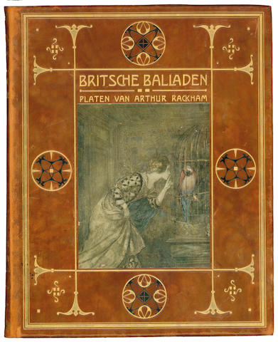 RACKHAM (ARTHUR) SHAKESPEARE (WILLIAM) A Midsummer-Night's Dream, 1908--[BARHAM (RICHARD HARRIS)] The Ingoldsby Legendss, 1907--WAGNER (RICHARD) Siegfried & the Twilight of the Gods, 1930; and others, all Rackham (11)