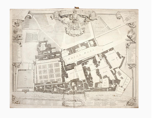 HORWOOD (RICHARD) Plan of the Cities of London and Westminster, 1792