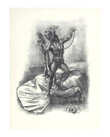 GIDE (ANDRÉ) Thésée, NUMBER 97 OF 329 COPIES, 1947;