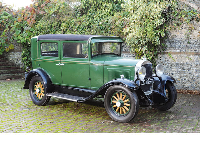 c. 1929 Willy Overland Whippet Four Saloon