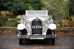 1928 McClaughlin Buick Tourer