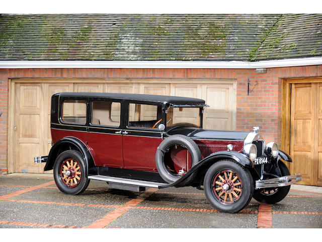 1928 McLaughlin Buick Saloon