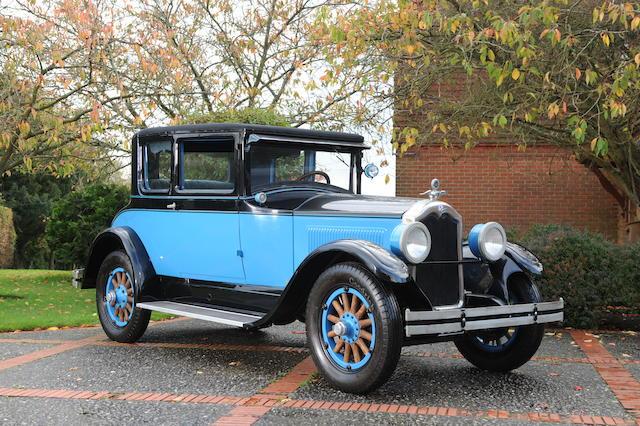 1927 Buick Opera Coupe