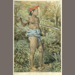 BOCK (CARL) The Head-Hunters of Borneo: A Narrative of Travel Up the Mahakkam and Down the Barito; also, Journeyings in Sumatra, FIRST EDITION, 1881