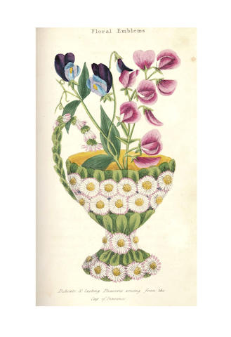 PHILLIPS (HENRY) Floral Emblems, 1825