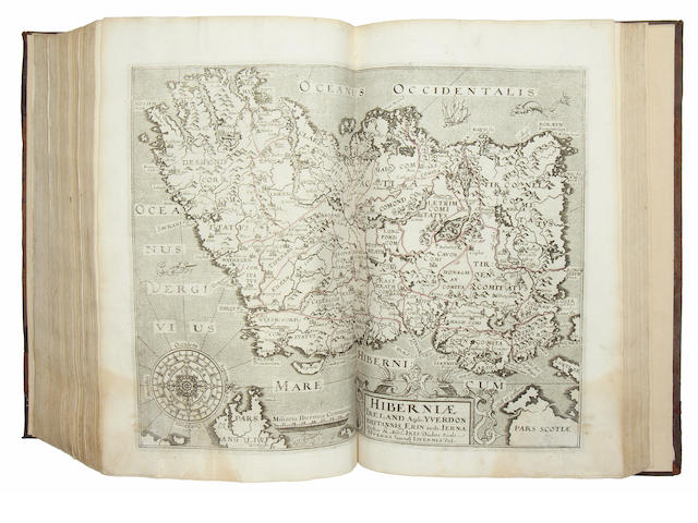 CAMDEN (WILLIAM) Britain, or a Chorographicall Description of the Most Flourishing Kingdomes..., 1610