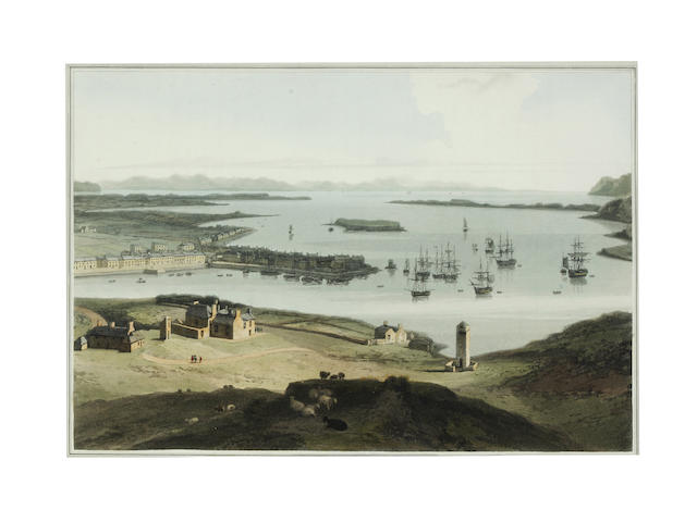 SCOTLAND DANIELL (WILLIAM) A Voyage Round the North and North-West Coast of Scotland and the Adjacent Islands