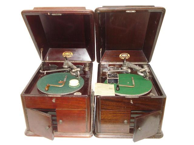 Hines gramophones: