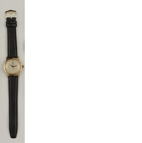 Omega: A Seamaster wristwatch