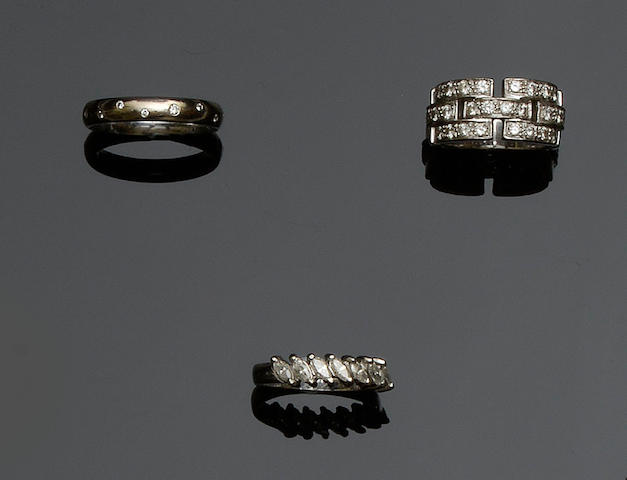 Three diamond rings (3)