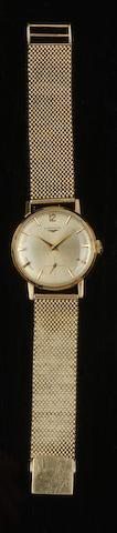 Longines: A gentleman's wristwatch
