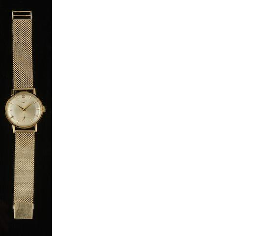 Longines: A gentleman's wristwatch