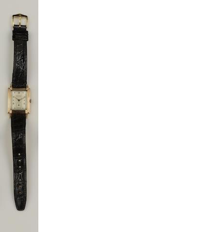 Movado: A lady's wristwatch