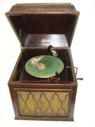 An Edison Disc Phonograph type L35,