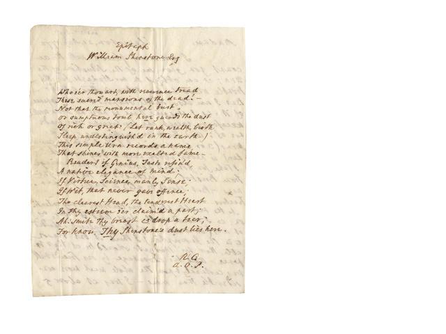 GRAVES, RICHARD (1715-1804)
