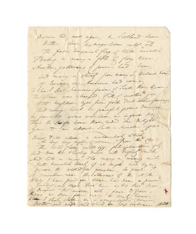 HAMILTON, WILLIAM ROWAN (1805-1865, Irish scientist and poet)