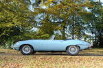 1970 Jaguar E-Type Series 2 Roadster  Chassis no. 1R1655 Engine no. 7R11209-9