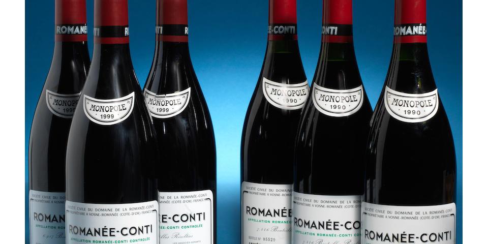 Romanée-Conti 1989 (3)