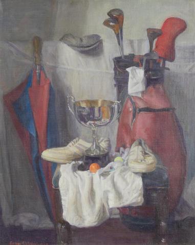 George Weissbort (British, born 1928) Sporting gear