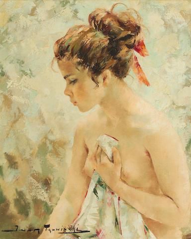Igor Talwinski (Polish, born 1907) 'La Jeune Fille'