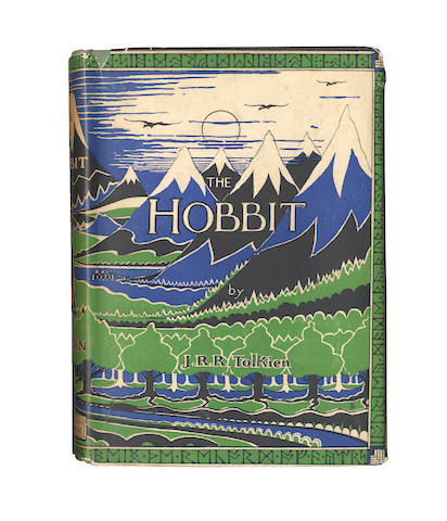 TOLKIEN (J.R.R.) The Hobbit or There and Back Again... Illustrated by the Author