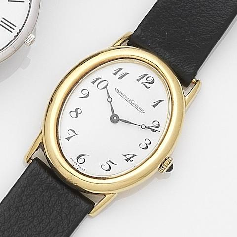 Jaeger-LeCoultre. An 18ct gold manual wind wristwatchRef:9029, Case No.1312720A, Movement No.1391365, Circa 1960