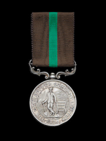 Medal for the Defence of Ookiep 1902,