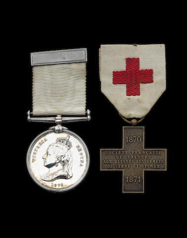 Arctic Medal 1876,
