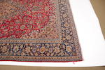 A modern hand-knotted Persian carpet 384cm x 281cm