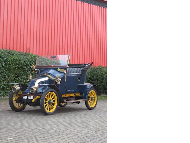 1910 Renault AX 2-Seater