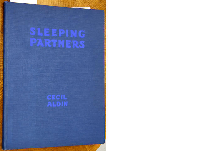 Cecil Aldin Sleeping Partners