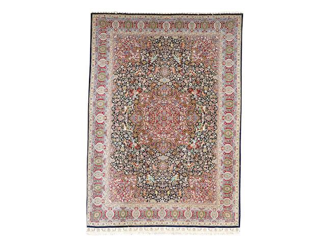 A Tabriz carpet, North West Persia, 349cm x 250cm