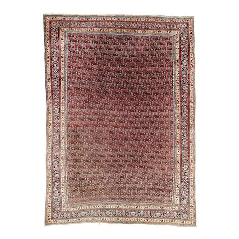 A Bidjar carpet, Persian/Kurdistan, 388cm x 276cm