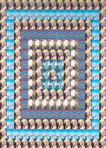 Gilbert & George, Photomontage