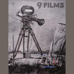 William Joseph Kentridge (South African, born 1955) '9 Films' Sheet size: 156 by 109cm