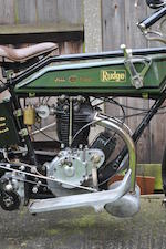 1924 Rudge 4 Valve, 4 Speed