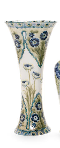 William Moorcroft 'Tulips' a Macintyre Vase, circa 1905